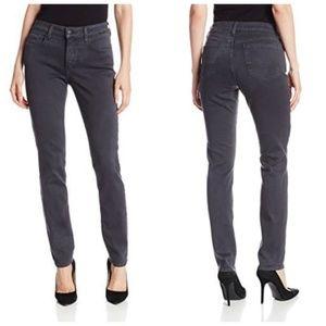 NYDJ Alina Legging Gray Skinny Jeans